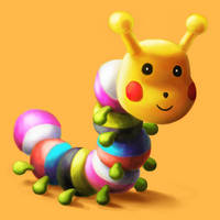 Bootleg Pikachu by Cortoony