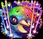 Lunatone used Cosmic Power by Cortoony