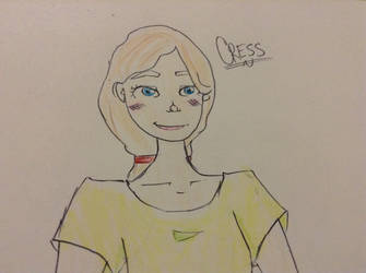 Little Cress, The Lunar Chronicles by CupcakeCarmen123