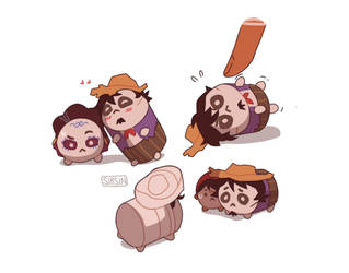 More coco tsums! by Smirking-Sir