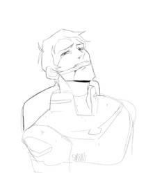 Damsel in a lot of distress by Smirking-Sir