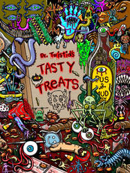 Dr. Twistid's Tasty Treats Cover by Dr-Twistid
