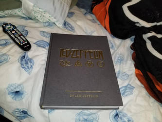 my new Led Zeppelin 50th Anniversary photobook by ATwistintheMyth