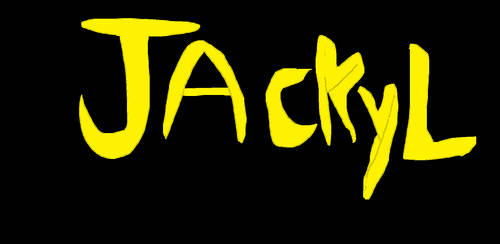 Jackyl logo painting by ATwistintheMyth