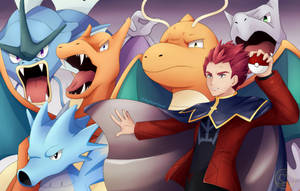 Vs Elite Four Lance by MyHeartGold