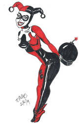 Harley Bombshell by TCPhillips