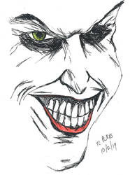 Joker by TCPhillips