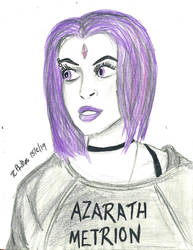 Raven casual by TCPhillips