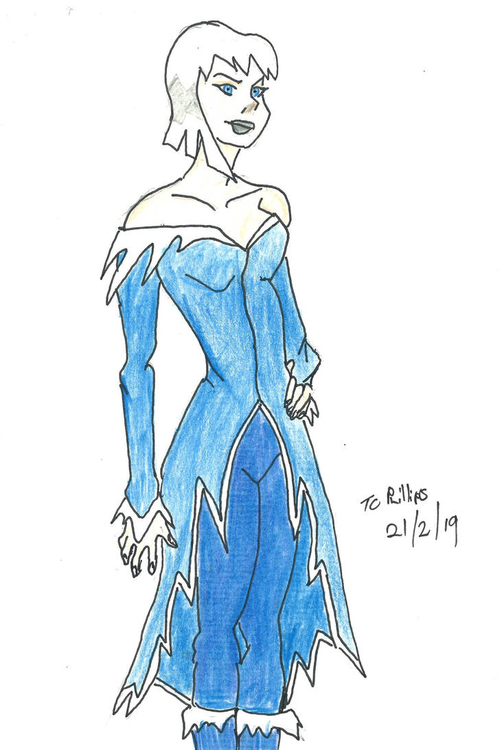 Killer Frost by TCPhillips