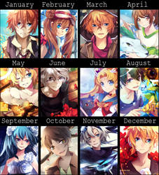 2013 art summary meme by SquChan