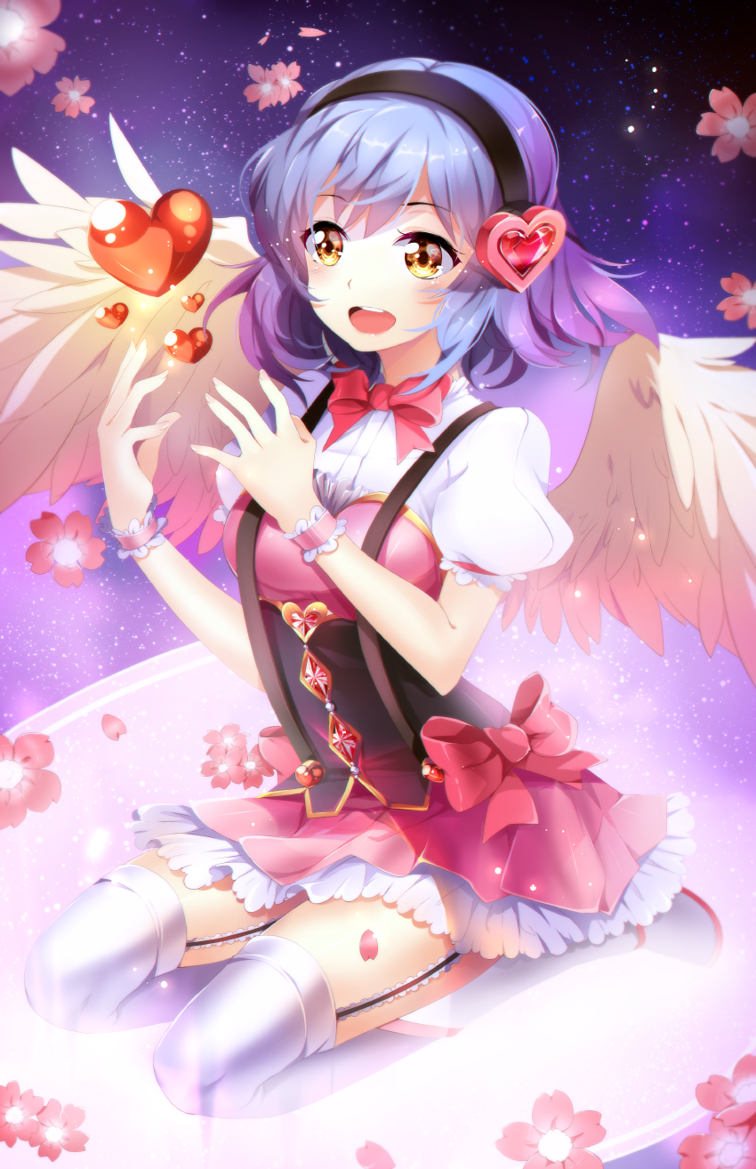 Valentine Day Charity by SquChan