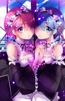 Re:Zero - Ram + Rem by SquChan