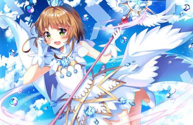 Card Captor Sakura by SquChan
