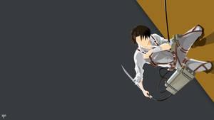 Levi Ackerman (Shingeki no Kyojin) by xryns01