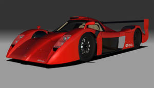 Toyota GT-One Roadcar 1 by Venom800TT