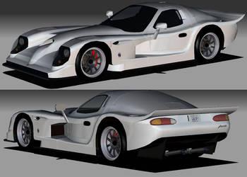 Panoz Esperante GTR-1 WIP by Venom800TT