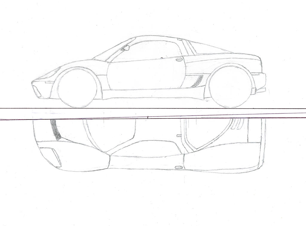 Venom Lynx drawing by Venom800TT
