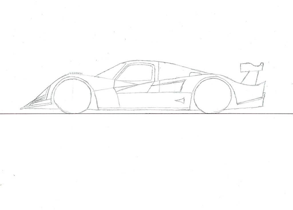 Venom LM Drawing by Venom800TT