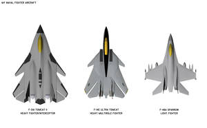My Naval fighter aircraft by Venom800TT
