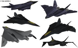 F-33A Rapier II Update by Venom800TT