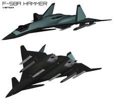 F-58 Hammer WIP 6 by Venom800TT