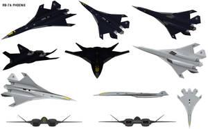 RB-7A Phoenix WIP 01 by Venom800TT