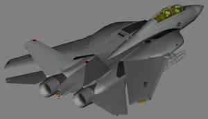 F-14E Block II upgrade WIP 1 by Venom800TT