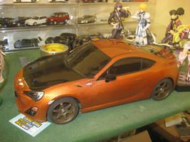 Tamiya GT-86 body by Venom800TT