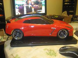 HPI R35 GT-R Body by Venom800TT