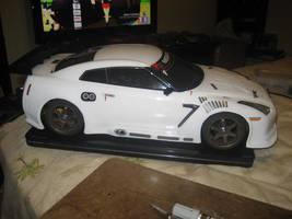 Tamiya R35 GT1 Body by Venom800TT