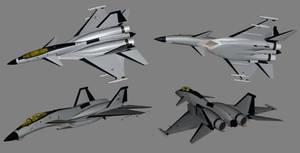 F-56N Sea Magnum WIP 1 by Venom800TT