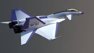YF-56N Sea Magnum render 1 by Venom800TT