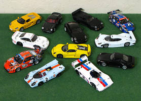 Porsche 1/43 03 by Venom800TT