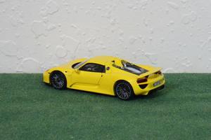 Porsche 918 Spyder 02 by Venom800TT