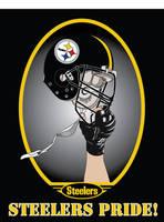 Steelers Pride Poster by KSHusker