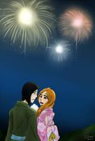 Happy New Year My Love by ayinvui