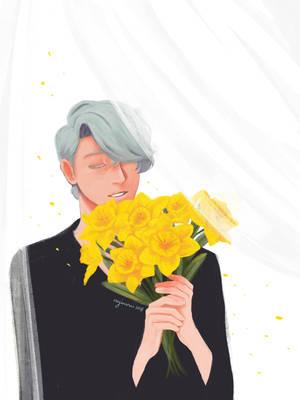 Bloom, Jihyun by ayinvui