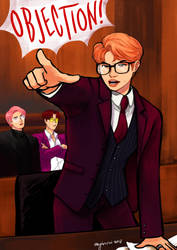 Objection! by ayinvui