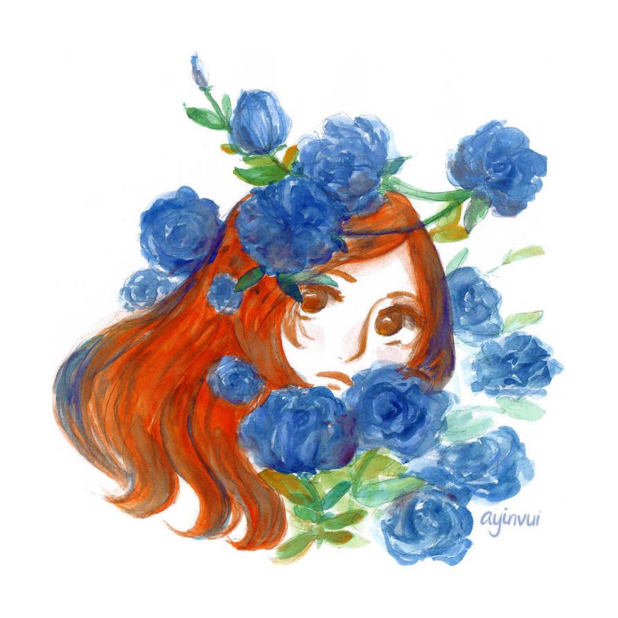 bloom by ayinvui