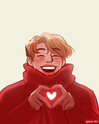 Hearts From Jimin by ayinvui