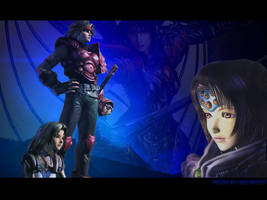 Legends Of Dragoon by DKTP