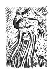 Davy Jones by revility