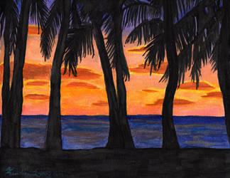 Paradise by redstarrose