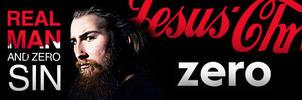 Jesus zero by LibertyMeadows