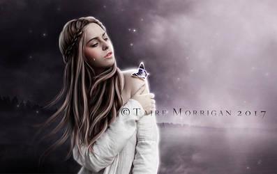 Tu Me Manques by MorriganArt