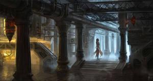 India future 10 by MichalKus