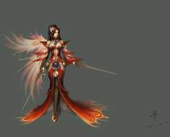 Character Design#02 by geminibluedream