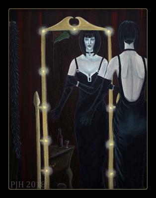 Woman in Black Velvet by PhilipHarvey