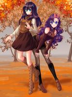 OC | Autumn by Pattikou