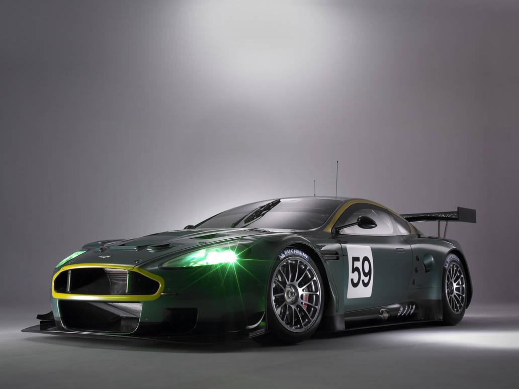 Aston Martin DBR9 by shawngee